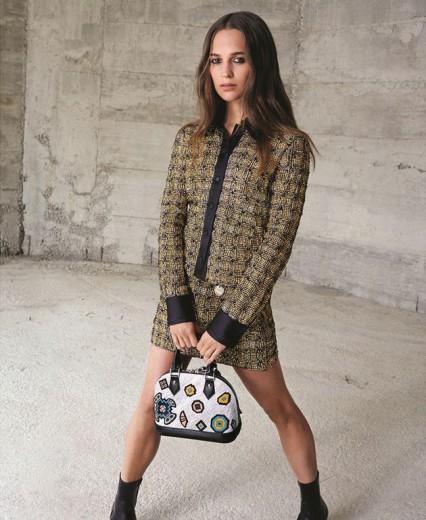 Vem ver a campanha de outono-inverno 2015/16 da Louis Vuitton!