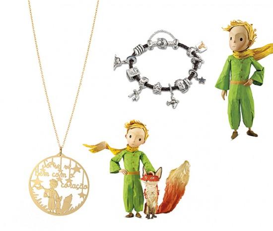 A coleção da Dryzun conta com pulseiras, berloques, colares com preços que vão de R$ 100 a R$ 2.300 - vem ver mais!