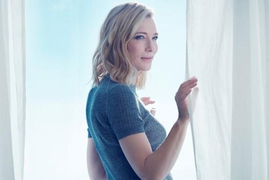 A atriz Cate Blanchett participa da nova campanha do Sí, que é veiculada a partir de 13/09