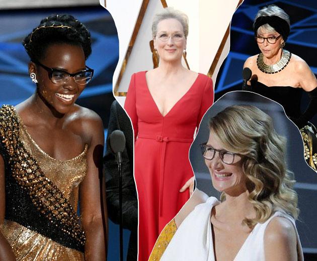 38eb1fd83 Pra ver melhor: os óculos de grau no Oscar 2018!