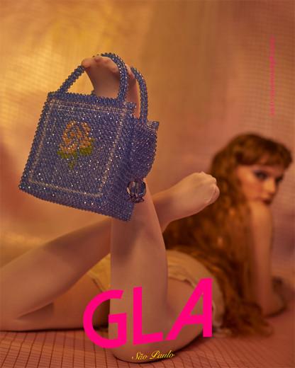 As minibolsas da Gla são destaque da nova coleção - clica pra ver mais!