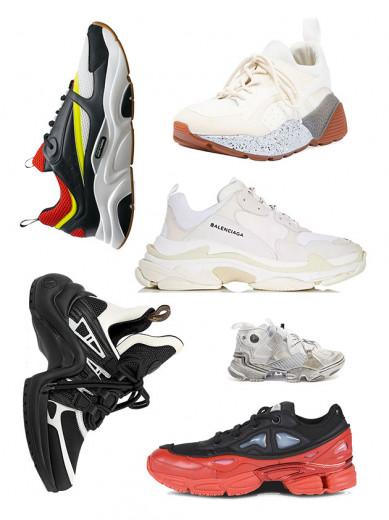 Tênis turbo: sim, todos eles são assinados por marcas de luxo! Vem ver mais