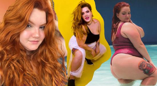 Essa é a Isabella Trad (@todebells)! A modelo plus size arrasa em cliques belíssimos e empoderados - vem ver mais!