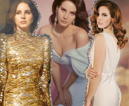 Lana é embaixadora do glamour hollywoodiano dos anos 50 em pleno século 21 - clica pra ver mais!
