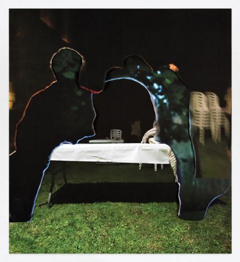 """""""Brasey"""" é uma das experimentações fotográficas de Julia Kater que vai estar na SIM Galeria! Vem ver mais!"""