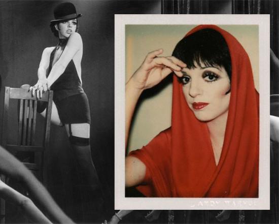 Quer os figurinos de Liza Minnelli? Clica pra ver mais!
