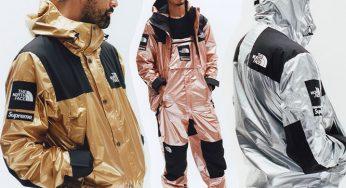 938649f061c95 Streetwear intergaláctico  Supreme x The North Face!