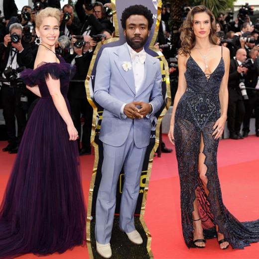 Clica aqui pra ver os looks do tapete vermelho que rolou em Cannes!