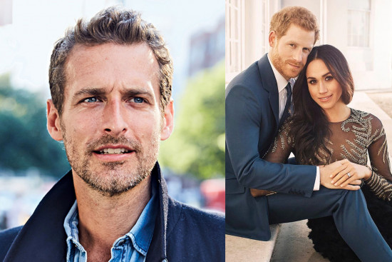 Alexi Lubomirski é o fotógrafo por trás do ensaio de noivado da Meghan Markle e do príncipe Harry - e ele também vai fotografar o casamento real! Clica pra ver mais!