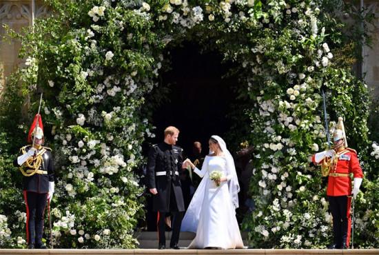 O casamento real foi lindo! Clica aqui pra ver nossos momentos favoritos da cerimônia!