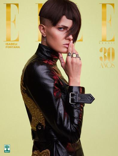 """Climinha Lisbeth Salander da série """"Millennium"""" na capa clicada por Nicole Heiniger - vem ver mais de Isabeli!"""