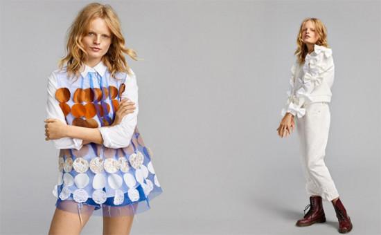 Viktor & Rolf une forças com a Zalando, uma das grandes varejistas de moda online da Europa - clica pra ver mais!