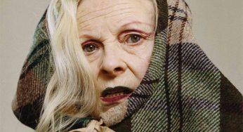 """6e0e0f8723f81 O poder da revolta na capa da """"Dazed"""" com Vivienne Westwood"""