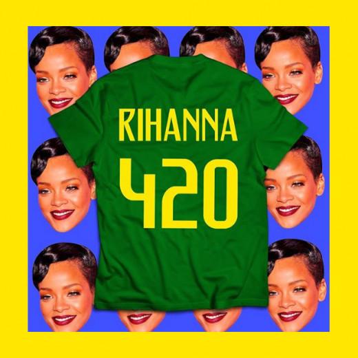 Você é o do time da Rihanna? Clica pra ver mais!