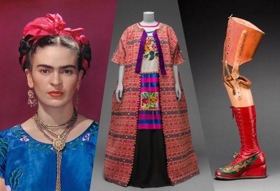 O acervo conta com peças que ficaram guardadas por mais de 50 anos após a morte de Frida e nunca foram expostas fora do México - vem saber mais!